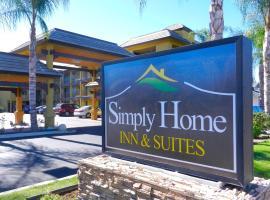 Simply Home Inn & Suites - Riverside, Riverside