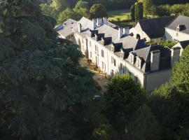 Hotel The Originals Le Domaine de Mestré (ex Relais du Silence)
