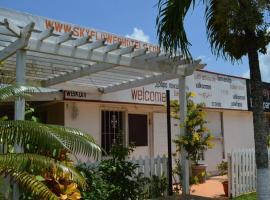El Rey Hotel, Belmopan (Roaring Creek yakınında)