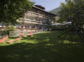 Residence Hotel Alpinum, Campo Tures (Sand in Taufers yakınında)