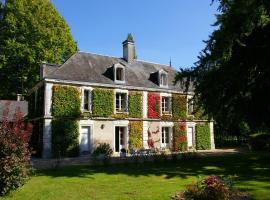 Hostellerie du Château de l'Isle, Сивре-де-Турен
