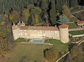Château De Vollore, Vollore-Ville (рядом с городом Viscomtat)