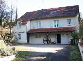 Chambre d'Hôtes Les Chênes, Chaptelat (рядом с городом Bonnac-la-Côte)