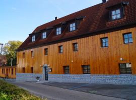 Gelber Löwe B&B Nichtraucherhotel, Schwabach (Dechendorf yakınında)