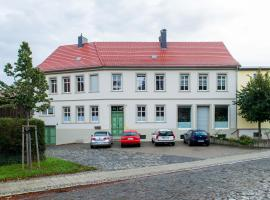 Apartment im Harz, Aschersleben (рядом с регионом Harzer Seeland)