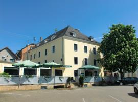 Central-Hotel Greiveldinger, Перль (рядом с городом Manderen)