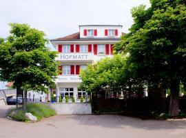 Hotel Hofmatt, Münchenstein (Arlesheim yakınında)