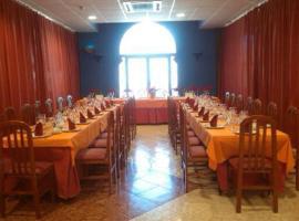 Hotel Medina Ghaliayah, Галистео (рядом с городом Гримальдо)