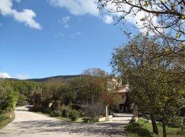 Il Vecchio Mulino, Massa Martana (Berdekatan Acquasparta)