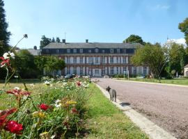 B&B Château De La Houssoye, La Houssoye (рядом с городом Troussures)