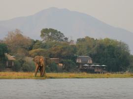 Royal Zambezi Lodge, Mafuta (Near Chongwe)