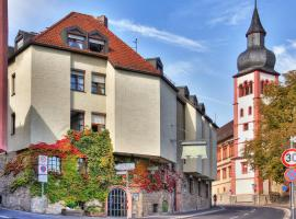 Hotel Grüner Baum, Würzburg