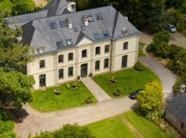 Relais du Silence Manoir Hôtel Des Indes, Quimper
