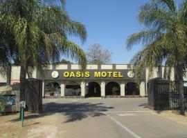 Oasis Motel, Gaborone (Tlokweng yakınında)