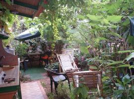 The Garden, Sferracavallo