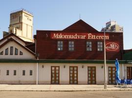 Malomudvar Étterem Cukrászda Panzió és Rendezvényház, Gyöngyös (рядом с городом Gyöngyöstarján)