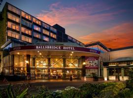 Ballsbridge Hotel, Дублин (рядом с городом Ballsbridge )