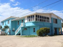 Bonefish Hotel, Dangriga (Coco Plum Cay yakınında)