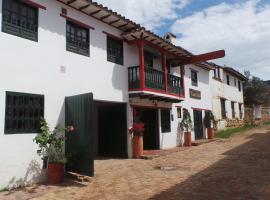 Hospederia Calle Real, Villa de Leyva