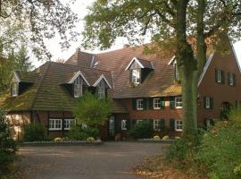Aust - Das Landhotel, Warendorf (Beelen yakınında)