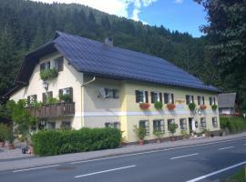 Grillhof Reisach Nassfeld region, Reisach (Kirchbach yakınında)
