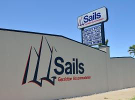 Sails Geraldton Accommodation, Geraldton