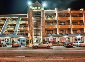 Narkis Hotel, Majdal Shams