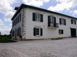 Maison Latchueta, Mouguerre (рядом с городом Lahonce)