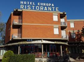 Hotel Europa, Reggello (Incisa in Valdarno yakınında)