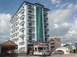 Emerald BB Battambang Hotel, Battambang