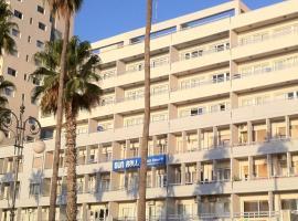 Sun Hall Beach Hotel Apartments, Larnaka