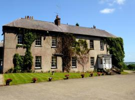 Boulston Manor, Haverfordwest