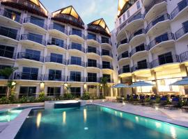 Oceano Boutique Hotel & Gallery, Jacó
