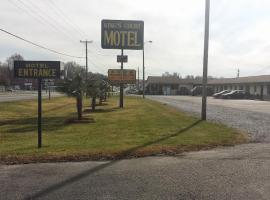 Kings Court Motel Ridgeway, Martinsville (in de buurt van Eden)