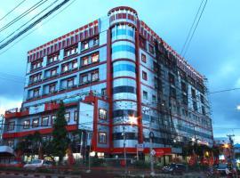 Puncak Hotel Bangka, Pangkalpinang (рядом с городом Pangkalan Baru)