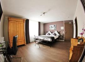 Apado-Hotel garni, Homburg