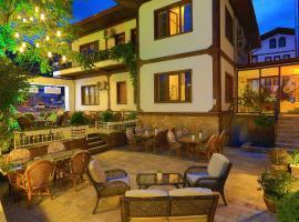 Lalehan Hotel, Amasya