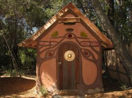 Gingerbread House, Geyserville