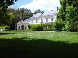 Chambre d'hôte Manoir de Clairbois, Larçay (рядом с городом Véretz)