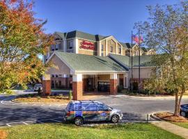 Hampton Inn and Suites Asheville-I-26