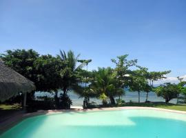 DACOZY Beach Resort, Moalboal