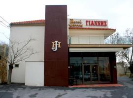 Giannis Hotel, Kimméria