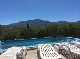 Country House Trabun Curev, Capilla del Monte (San Marcos Sierras yakınında)