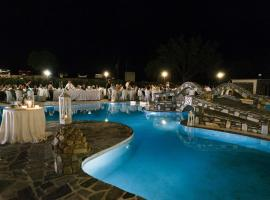Vogdos Resort, Seméli (рядом с городом Toxotes Xanthis)
