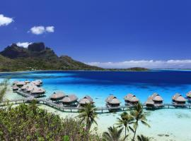 Sofitel Bora Bora Private Island, Bora Bora