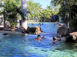 Big4 Aussie Outback Oasis Holiday Park, Charters Towers
