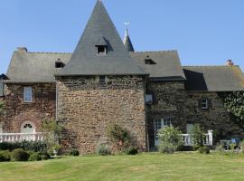 Manoir La Haie Chapeau, Saint-Thurial (рядом с городом Treffendel)