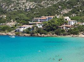 Hotel La Bisaccia, Badža Sardinija