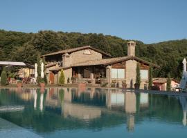 Residenza di Rocca Romana, Trevignano Romano