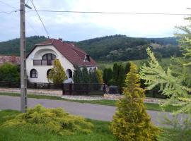 Boltíves Vendégház, Sajógalgóc (рядом с городом Bánhorváti)